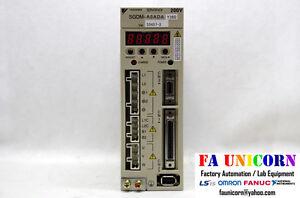Details about [Yaskawa] SGDM-A5ADA 50W AC Servo Driver Ver 33437-3 USED  EMS/UPS Fast shipping