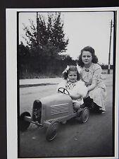 Vintage Photo, Automobile Racing, Miniature Cars, Children, 1930s - 1960s #13