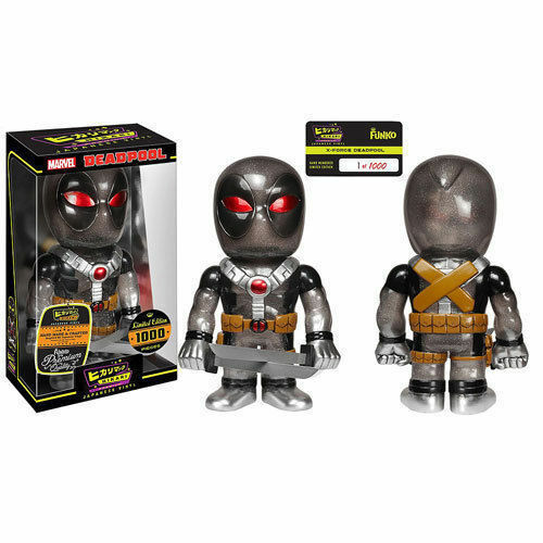 Deadpool X-Force Premium Hikari Sofubi Vinyl Figure NEW