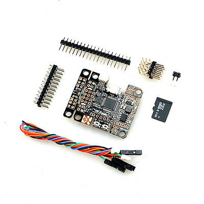 Super Mini SP Racing F3 Flight Controller 2-5s Built-in BEC w/ Compass Barometer
