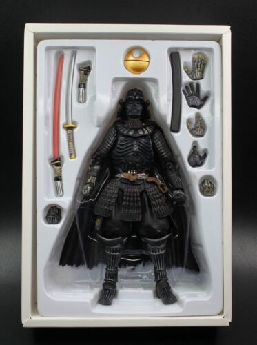 Movie Realization Star Wars Samurai Taisho Darth Vader Death Star Armor