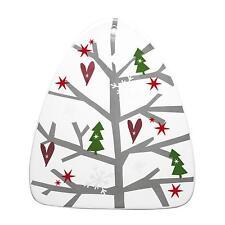 Sagaform Weihnachten Steingut Servierteller Teller Tablett Tree Schneeflocken