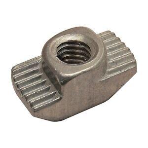 80-20-Inc-T-Slot-45-Series-SS-M6-Standard-Drop-In-T-Nut-13130-N
