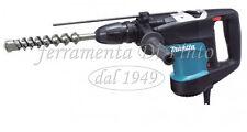 MAKITA DEMOLITORE ROTATIVO SDS MAX W 1100 VALIGETTA Trapano PROFESSIONALE
