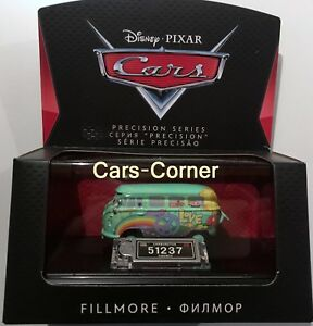 Disney-Pixar-Cars-Fillmore-Precision-Series-2018-Ltd-Edition-OVP-amp-OVP