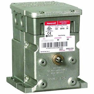Honeywell-M9164c1068-120V-MODULATING-ACT-W-2-AUX-SWITCHES-REPLACES-M