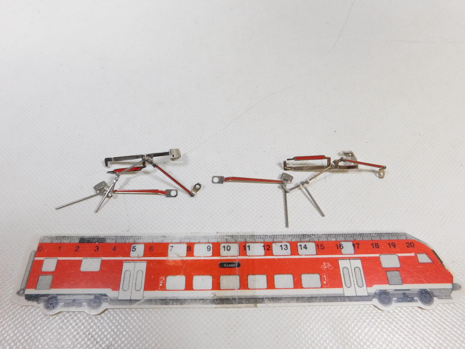 Cb331-0, 5 x Märklin h0 lift for Z. (B). 3048 steam locomotive