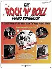 Piano Songbook: Rock n Roll: (piano, Vocal, Guitar) by Faber Music Ltd (Paperback, 2009)