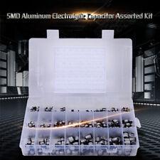 400pcs Assortment Smd Aluminum Electrolytic Capacitor Circuit Diy Kit 1uf 1000uf