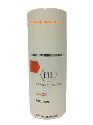 Holy Land A-Nox Solution For Problem Skin And Acne 125 ml / 8.2 oz+samples