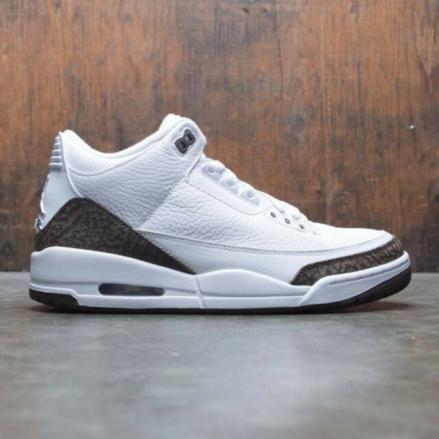 2018 Nike Air Jordan 3 III Retro White