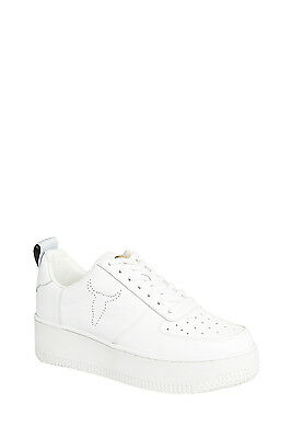 NEW Windsor Smith Racerr White Sneaker