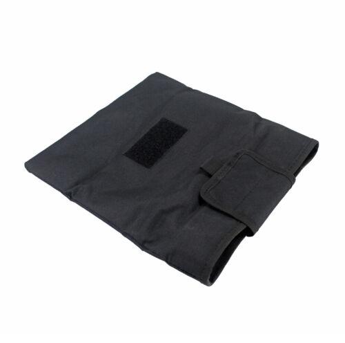 Tactical Molle Magazine Dump Pouch Recycling Bag Large Waist Storage Bag Black