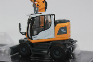 Schuco 452632100 Liebherr Mobile Excavateurs A 918 1:87 h0 NEUF dans neuf dans sa boîte