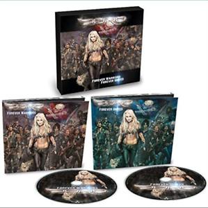 Forever-united-forever-warrior-DORO-2-CD-set-6-BONUS-TRACKS