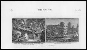 1874-Antique-Print-HERTFORDSHIRE-TOM-TIDDLER-JAMES-LUCAS-ELWOOD-HOUSE-016