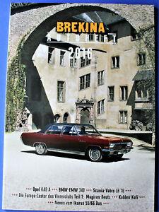 Brekina - Autoheft - Spur H0 - Katalog 2016 - Wiesbaden, Deutschland - Brekina - Autoheft - Spur H0 - Katalog 2016 - Wiesbaden, Deutschland
