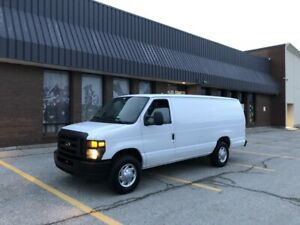 2010 Ford E-Series Van E-250 EXTENDED!!! READY FOR WORK!!!