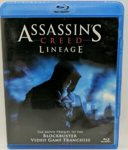 Assassin S Creed Lineage Blu Ray Disc 2011 Free Shipping