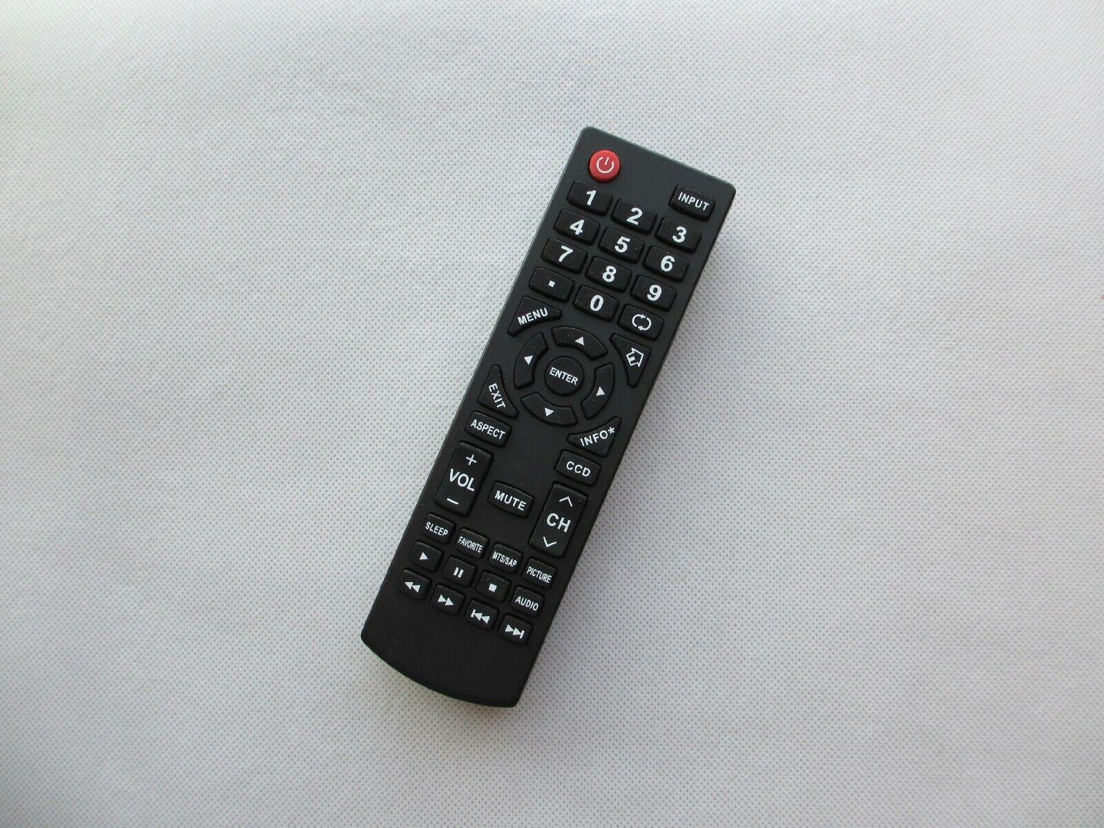 Dynex Rc Vk09 V1 Lcd Tv Remote Control Dxl32110a Dx L321 10a For Sale Online Ebay