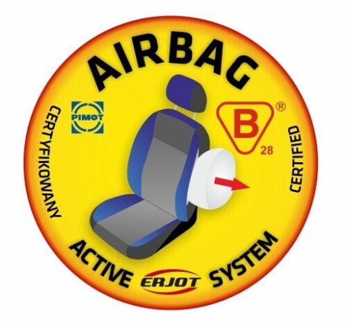 Skoda FABIA II 2007-2014 maßgefertigte Sitzbezüge in RIMERSSTRIPES Schonbezug