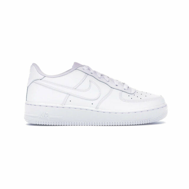 Tulipanes impulso Bolsa  Nike Air Force 1 Kid's Size 6 Sneakers - White for sale online | eBay