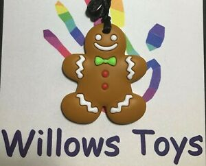 Gingerbread-MaN-Chewy-Necklace-Pen-Topper-Autism-ADHD-Biting-Sensory-Chew