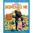 Despicable Me 3d - Blu-ray Region 1