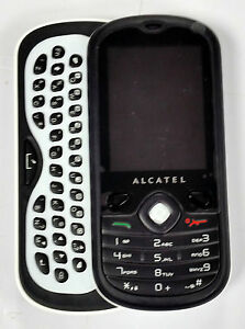 Alcatel-One-Touch-606A-Black-Unlocked-North-American-Dual-Band-Ssm-Slider-Phone