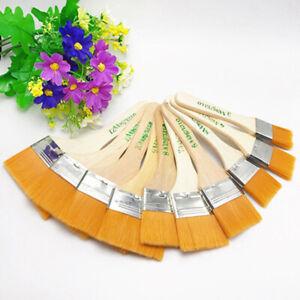 Flat-Hair-Painting-Brush-Set-Artist-Art-Paint-Acrylic-Oil-Drawing-Tool-Kit-1-12