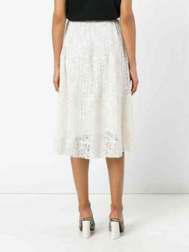 44g223 By rok kanten White Natural Chloé Nieuw365 Sz Micro pleats See f6gyY7b