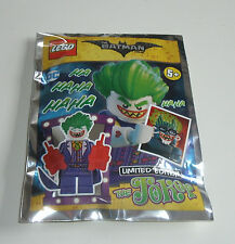 Lego The Batman Movie-Joker Limited Edition nuevo & OVP
