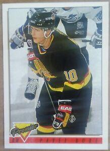 1993-94-Pavel-Bure-Topps-Premier-Gold-Hockey-Trading-Card-260