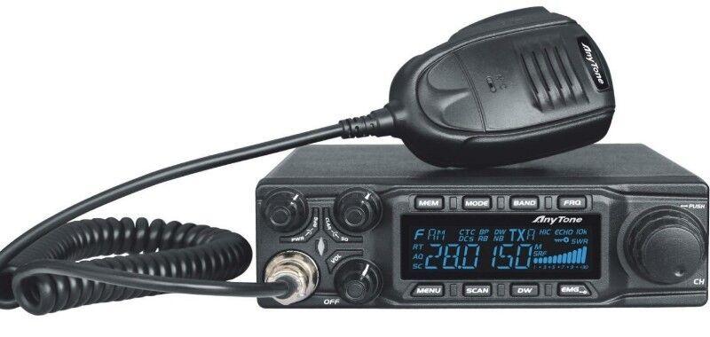 ANYTONE AT-6666 AM/USB/LSB/FM CB RADIO   Parow   Gumtree Classifieds South  Africa   218299654