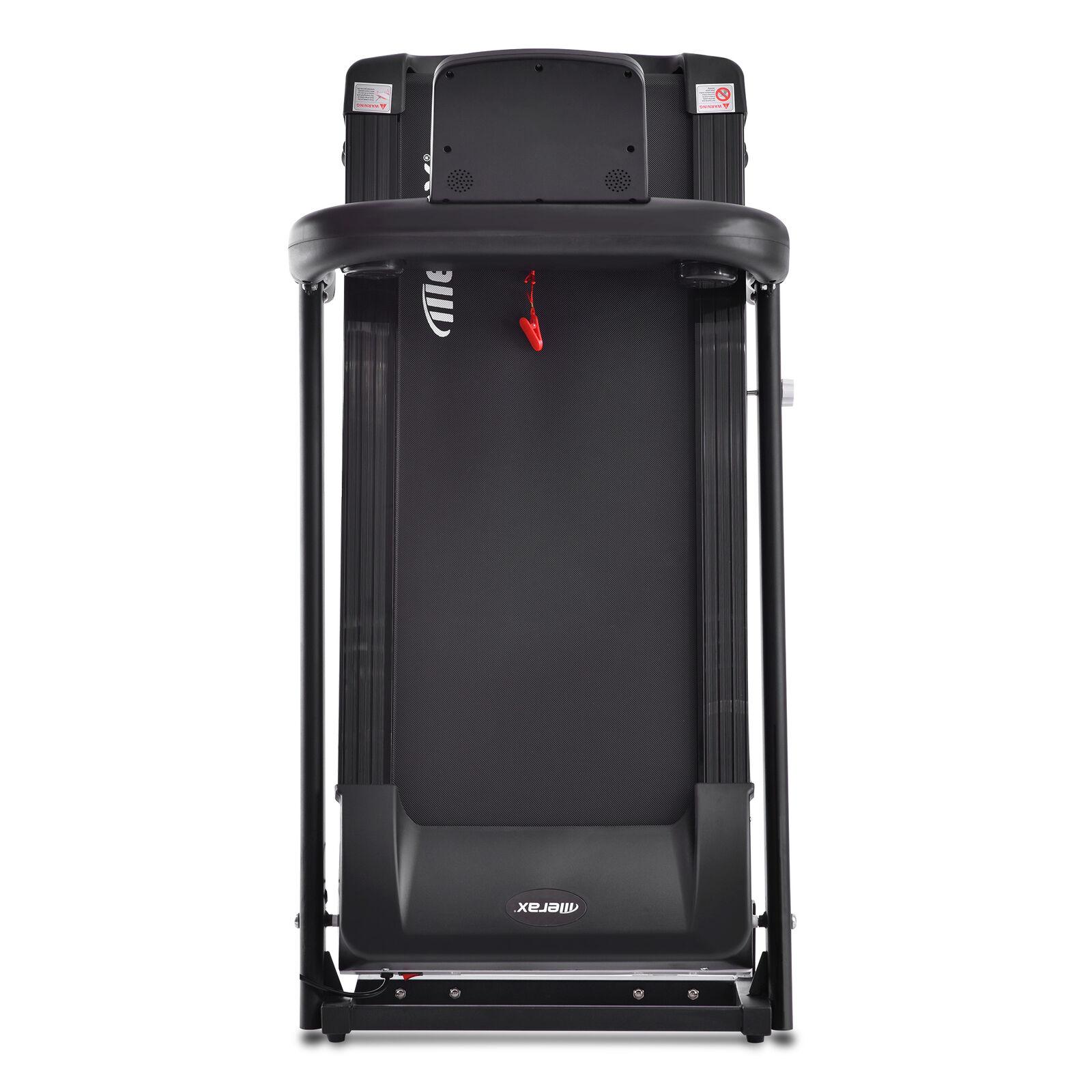 ac426c8cbd7 Merax 1800W 2.25HP Folding Electric Treadmill Motorized Power Running  Machine 84 for sale online