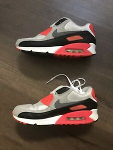 uk availability 41e91 f5a8a Details about Nike Air Max 90 OG INFRARED Men's Size 10