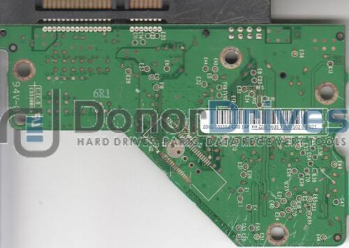 WD SATA 3.5 PCB WD1600AVJS-63WNA0 2061-701552-G00 14P