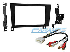 1993-1997 LEXUS GS300 DOUBLE 2 DIN CAR STEREO RADIO INSTALL KIT W WIRE HARNESS