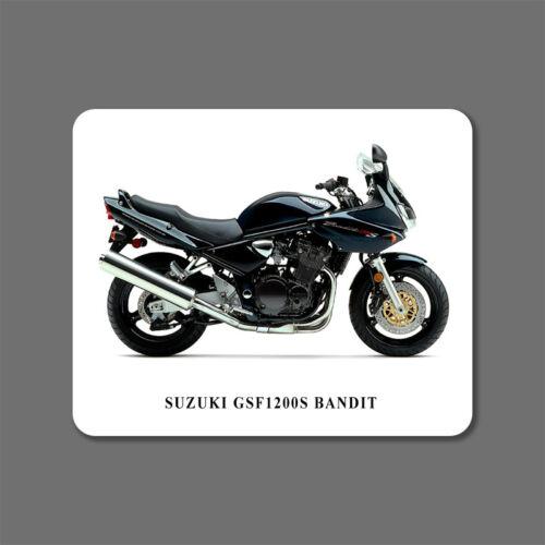 SUZUKI BANDIT 1200 MOUSE MAT #92