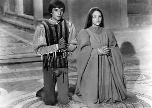 Image result for leonard whiting and olivia hussey photos