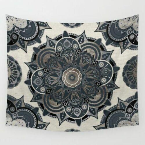 Towel Indian Mandala Tapestry Bohemian Bedspread Hanging Wall Decor Beach Hippie