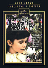 THE SECRET GARDEN (1987) - NEW SEALED DVD