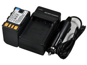 new-Battery-Charger-BN-VF823U-for-JVC-GZ-MG880-MG840-MG830-MG740-MG365B-MS120