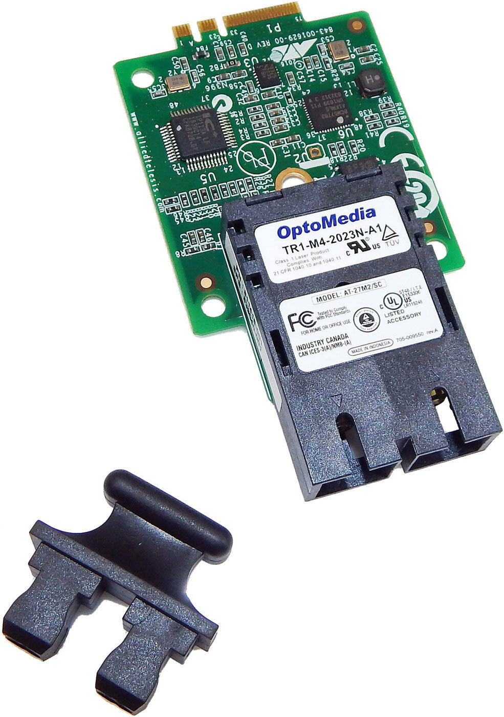 HP t730 t630 AT-27M2/SC-001 Ethernet Fiber 839040-001 811416-001
