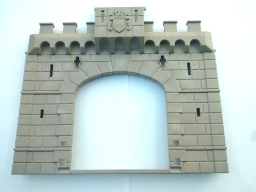 *Playmobil* Großes Burgtor für Zugbrücke *Ritterburg 3666 7421*