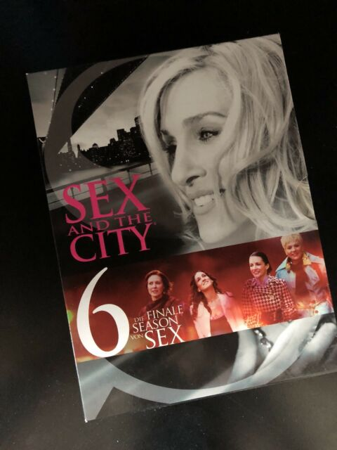 Sex And The City - Season 6 (2004)