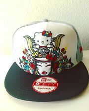 SDCC 2016 TOKIDOKI CAP HELLO KITTY-  SAMURAI KITTY 9 Fifty SNAPBACK