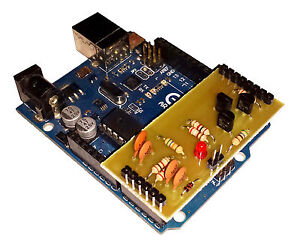Details about PCF7931 RFID TRANSPONDER PROGRAMMER SHIELD KIT - ARDUINO UNO  R3 COMPATIBLE