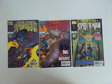 Peter Parker Spider-Man 93-95 (3 book lot), Marvel, Ghost Rider, Green Goblin