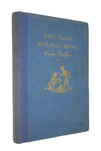 The-Fourth-Holiday-Book-by-Blyton-Enid-Boswell-Hilda-amp-et-al-Illustrator